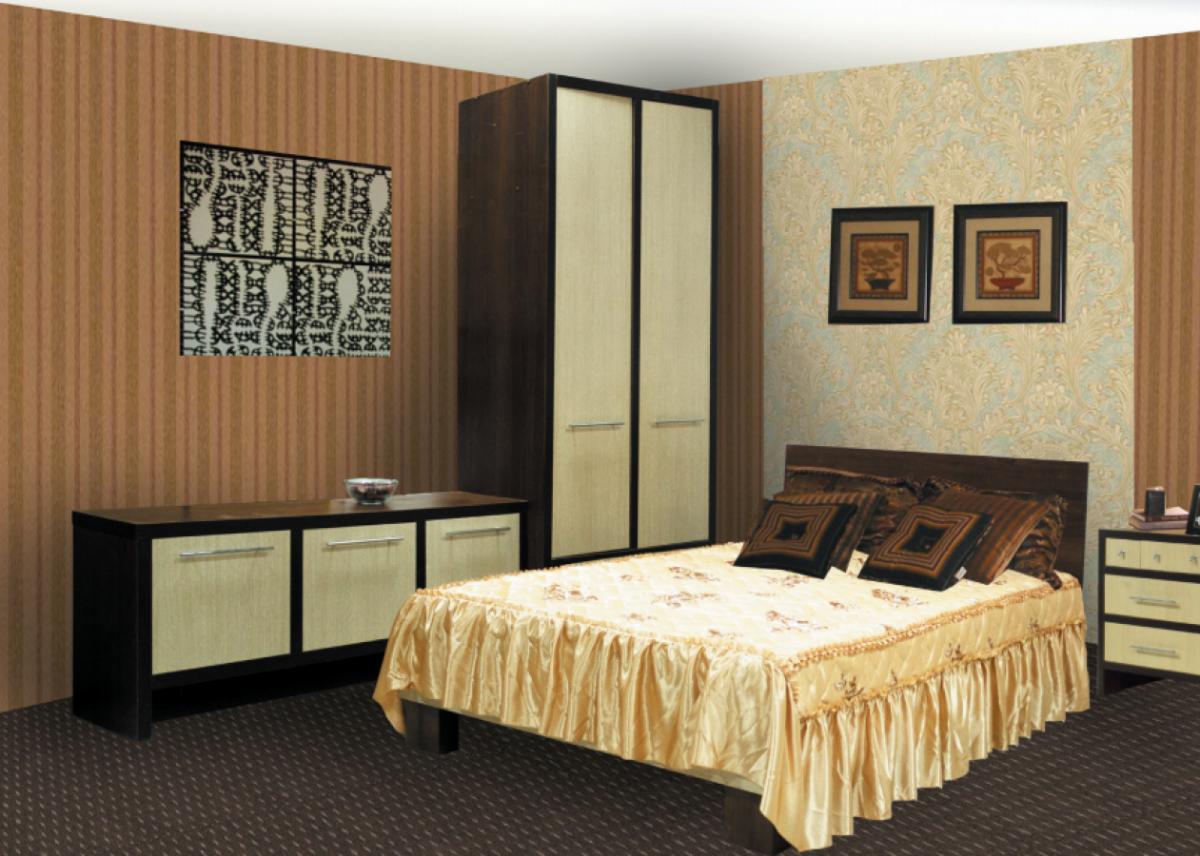 мебель для спальни, как паильно установить